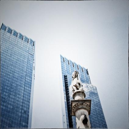 New York; Lomo; Holiday;